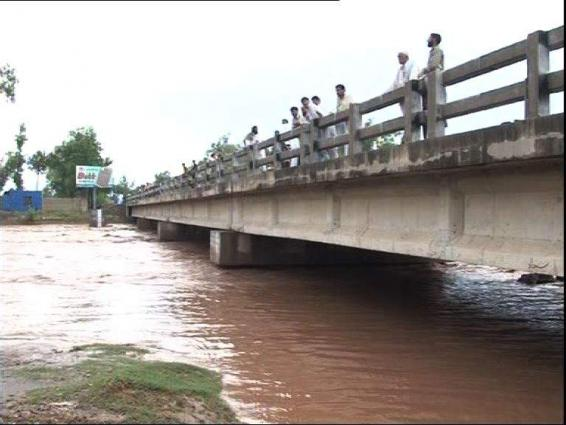 Flood situation in KPK's rivers
