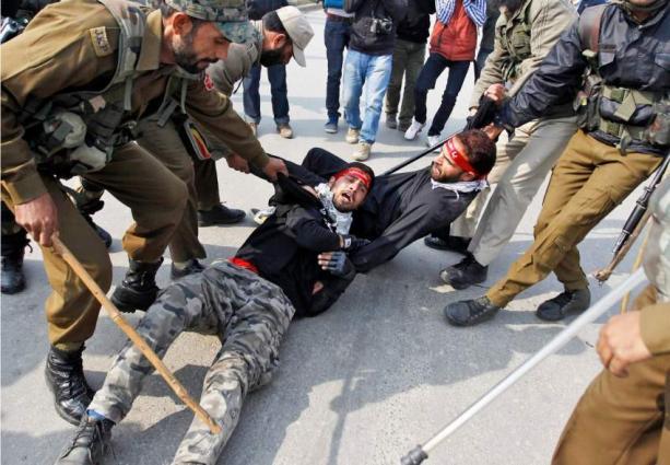 KP, Fata people observe Black Day against Indian brutalities in Occupied Kashmir