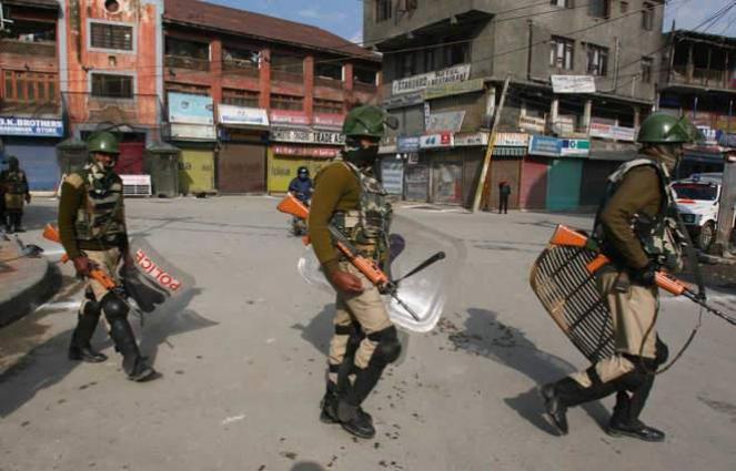 AJK observes Black Day against Indian state terrorism in occupied Kashmir
