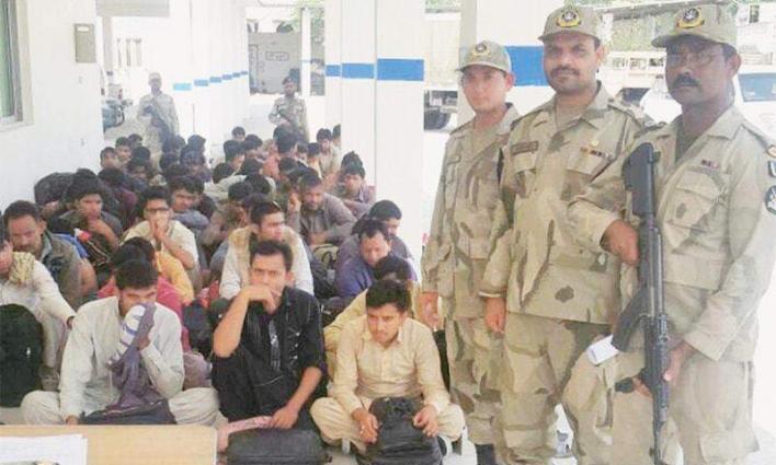 PCG arrests 79 illegal immigrants