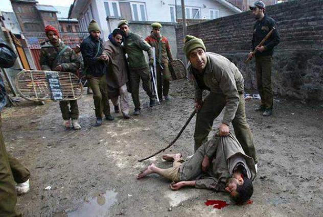 Indian atrocities intensifying Kashmir freedom struggle: Kiani