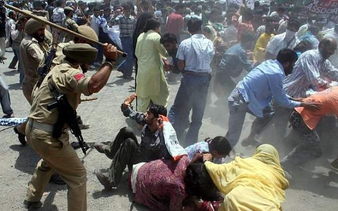 Black Day observed to denounce Indian brutalities in Occupied