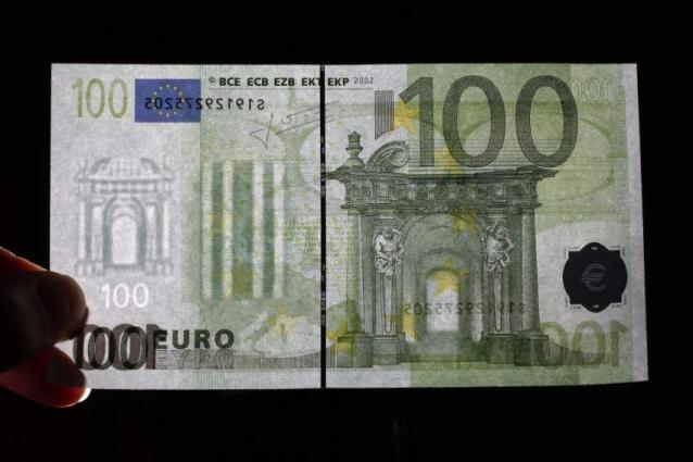 Italian counterfeiters target new 20-euro note