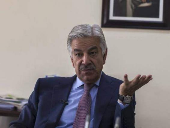 Pakistan struggling to get F-16s through third party: Khawja Asif