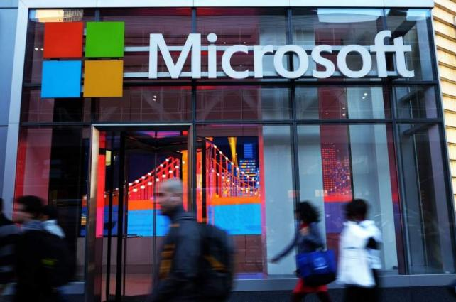 Strong Microsoft results lift US stocks