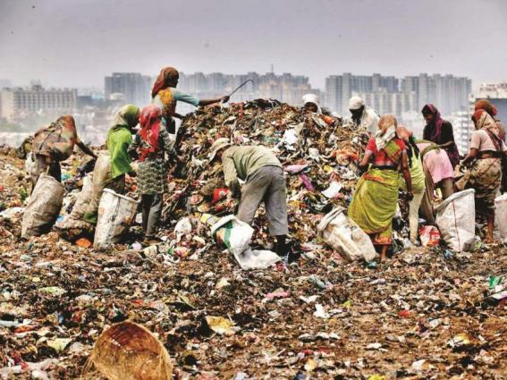 Garbage lifting in city: Govt issues LoI for 3 DMCs to Chinese firms