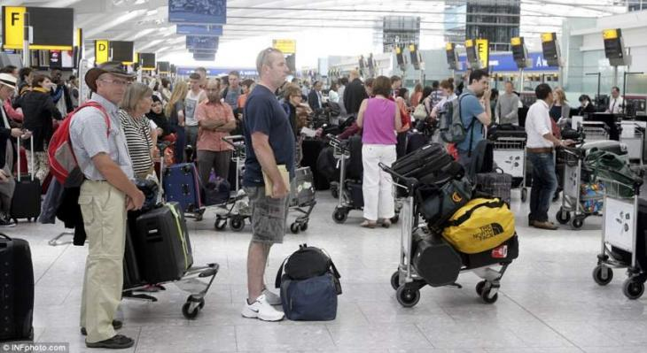 Airlines affected by Heathrow terminal 3 baggage system fault