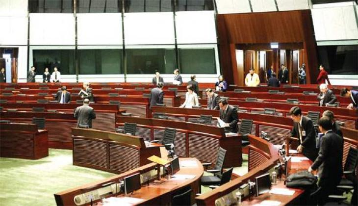 Senate Finance Committee meeting postponed due to lack of quorum
