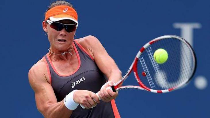 Tennis: WTA Stanford results - collated