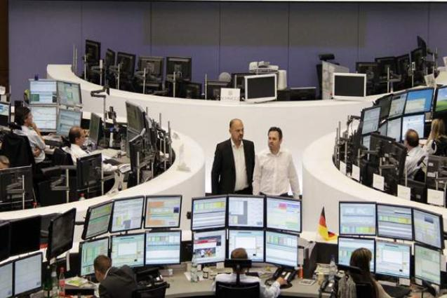 European stocks mostly steady at open, before ECB