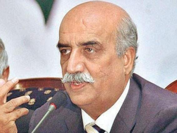 IK's solo flight can badly affect unity of opposition : Khursheed Shah