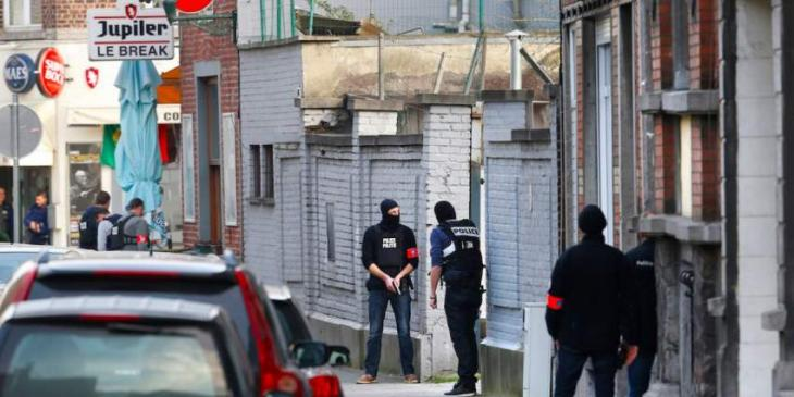 Kalashnikov found in raid linked to Nice attack