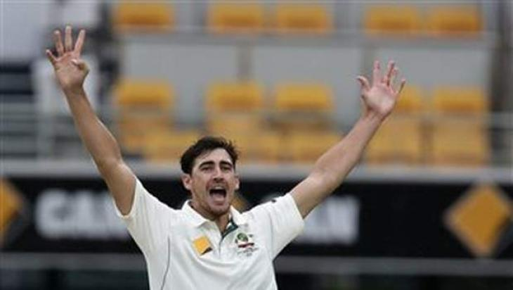 Cricket: Australia's Starc can pass 300 wickets - McDermott