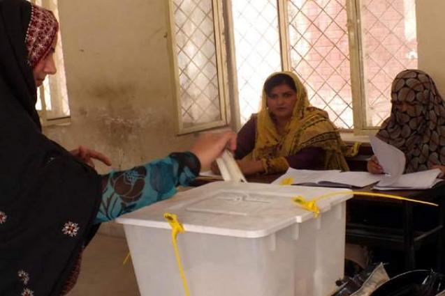 Polling for AJK LA general election peacefully underway in KP