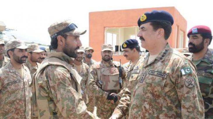 War on terror to continue till end of last terrorist: Lt. Gen. Riaz