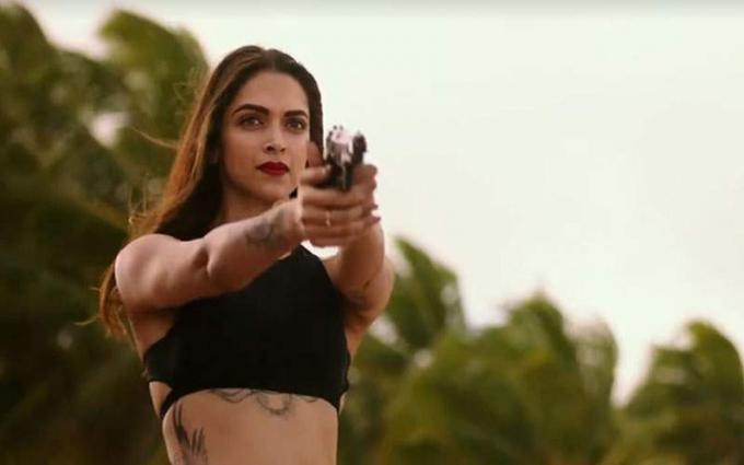Deepika Padukone's film The Return of zander cage's trailer released