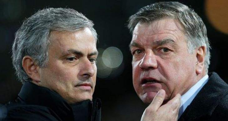 Football: Big Sam 'more than ready' for England - Mourinho