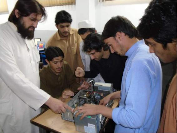 Balochistan,FATA  priority areas for imparting technical, vocational