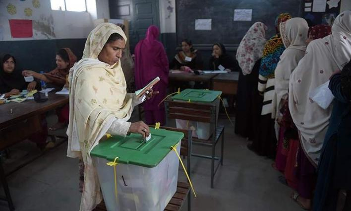 Overall polling remains peaceful across AJK