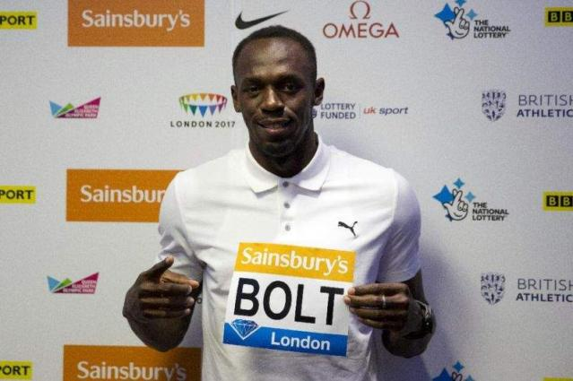 Athletics: Bolt backs strong action over Russia's doping