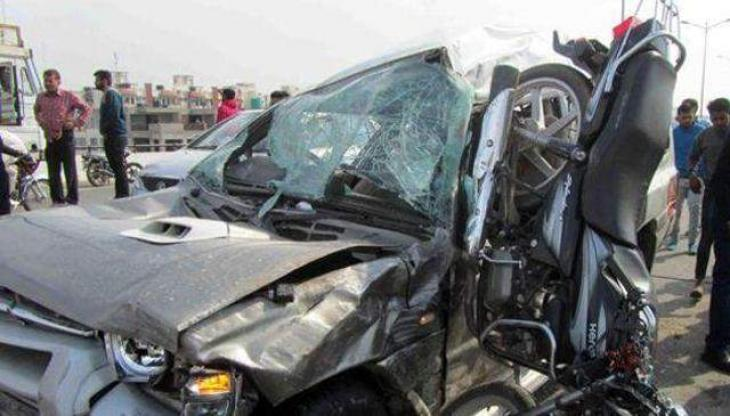 Two youths killed in accident