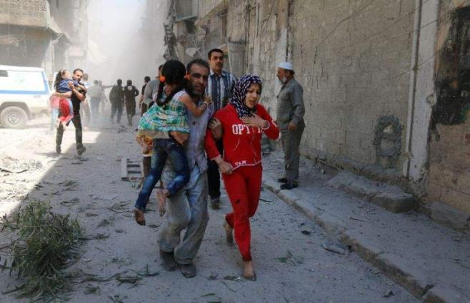 UN pleads for weekly 48-hour truce in Syria's Aleppo