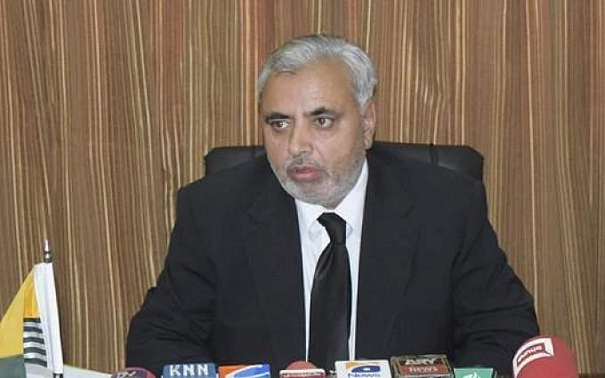 Elections process is smoothly coming to its end in AJK:CEC