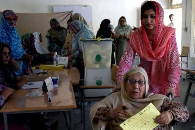 Polling held in peaceful environment in AJK elections: IG