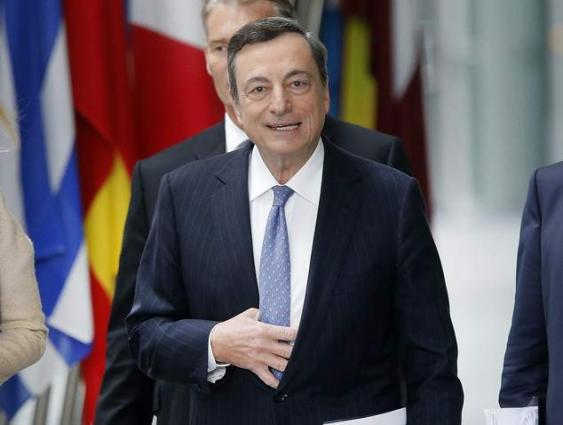 ECB ready to come to eurozone economy's aid if needed: Draghi