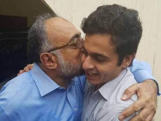 HCSTSI congratulate Chief Justice (SHC) on safe recovery of his son