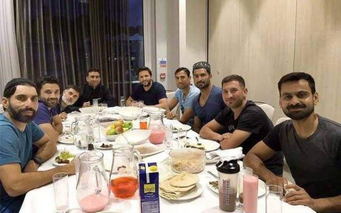 Dinner hosted in honour of National Cricket Team in Manchester