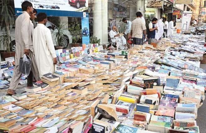 Two-day weekly book bazar starts