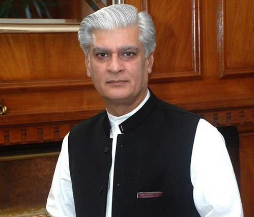 Kirmani felicitates AJK, PML-N members elect
