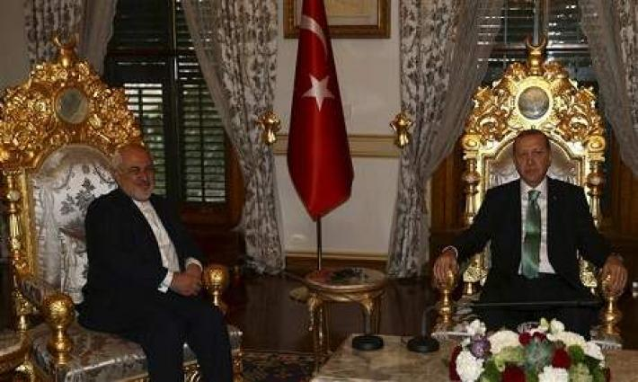 Iran stops 'terrorist infiltration' from Turkey: state media