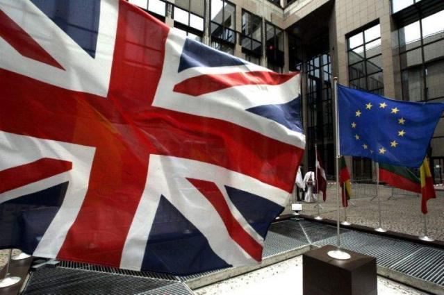 Key survey sees UK economy shrinking after Brexit vote