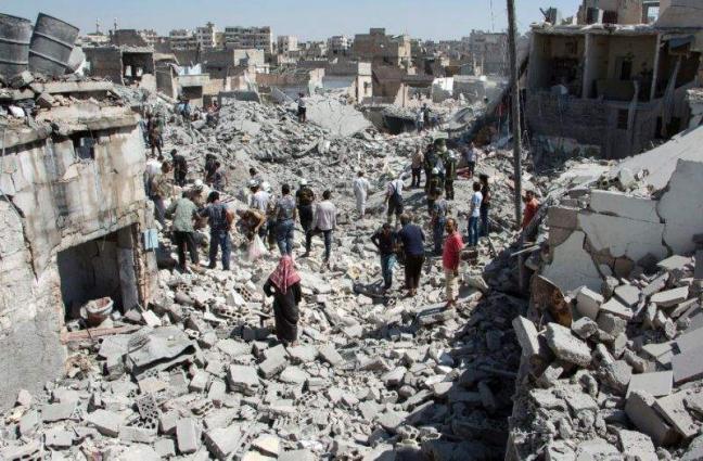Aleppo rebel tunnel blast killed 38 regime forces: monitor