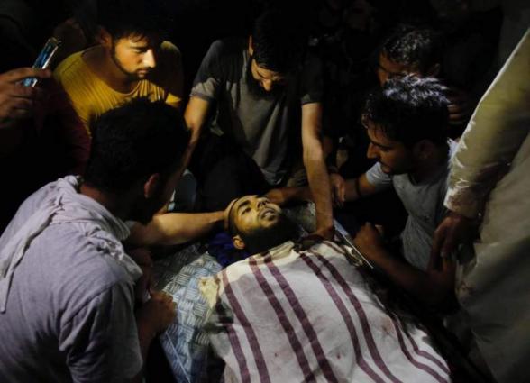 One more civilian succumbs in Held Kashmir