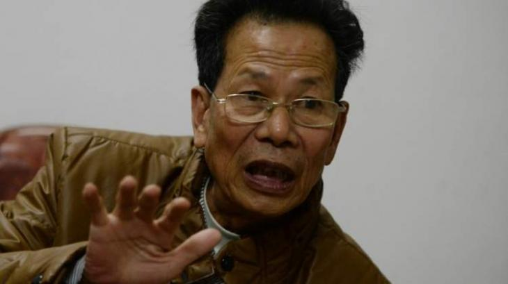 'Rebel' Chinese village chief charged over bribes