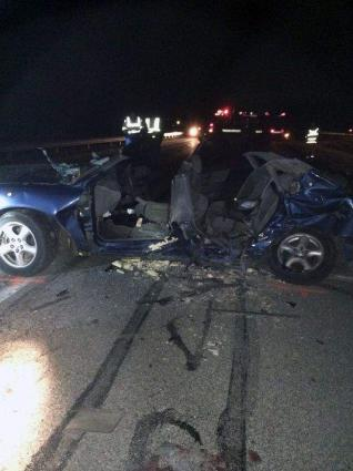 Four teenagers killed in road mishap