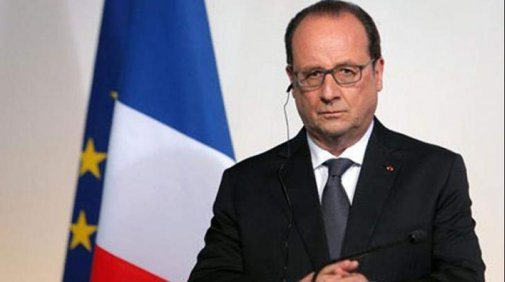 France to supply artillery to Iraqi army: Hollande