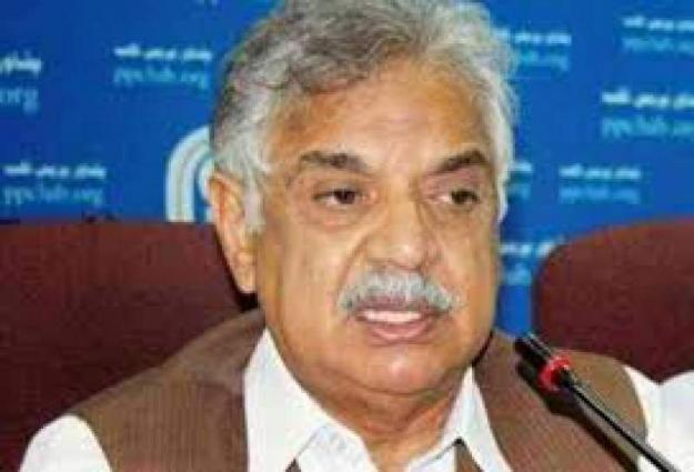 KP Governor condemns terrorists' attacks on security forces in Kalam