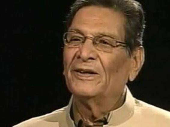 Meraj Muhammad Khan laid to rest
