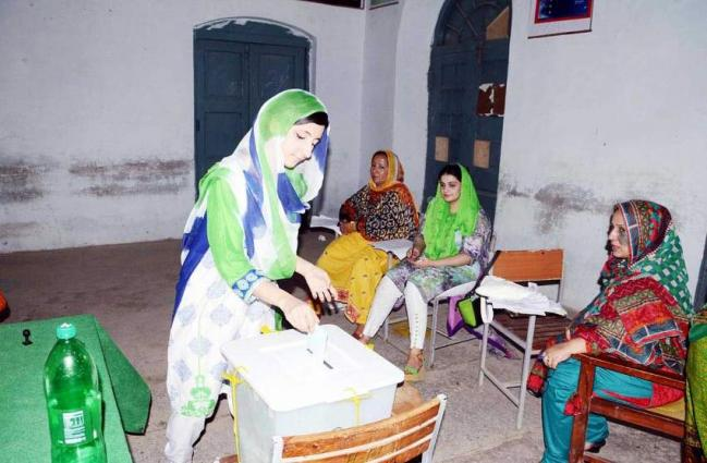 'Transparent elections of AJK assembly success of democracy'