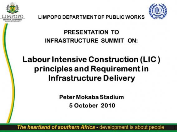 Labour Complex's 90% construction work completed: WWF