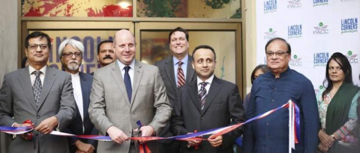 US Consulate in Karachi issues 14,000 visas
