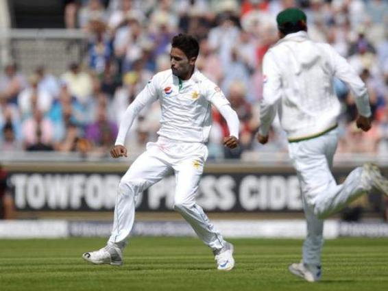 Cricket: England 95-1 against Pakistan