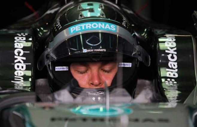 Formula One: Hamilton shades Rosberg in Hungary practice