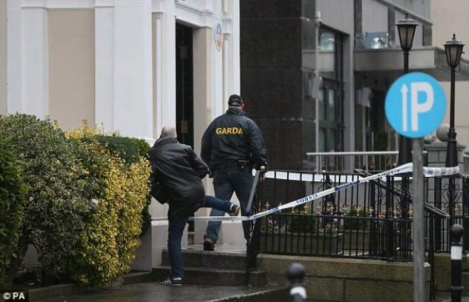 Man dies, one injured in firing