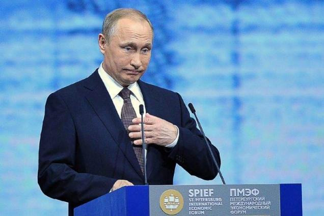 Putin insists 'no place' for doping in sport