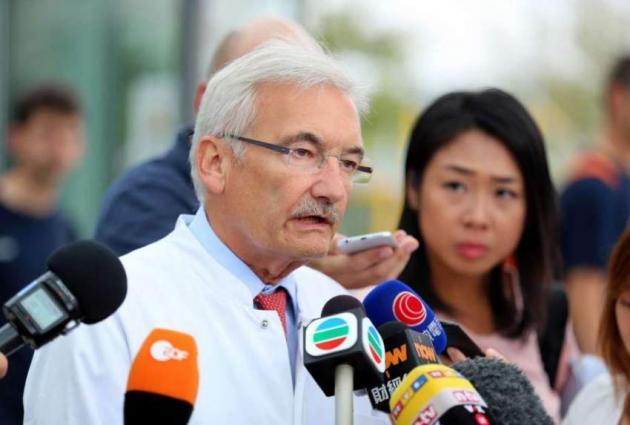 Hong Kong victim still critical after German train attack